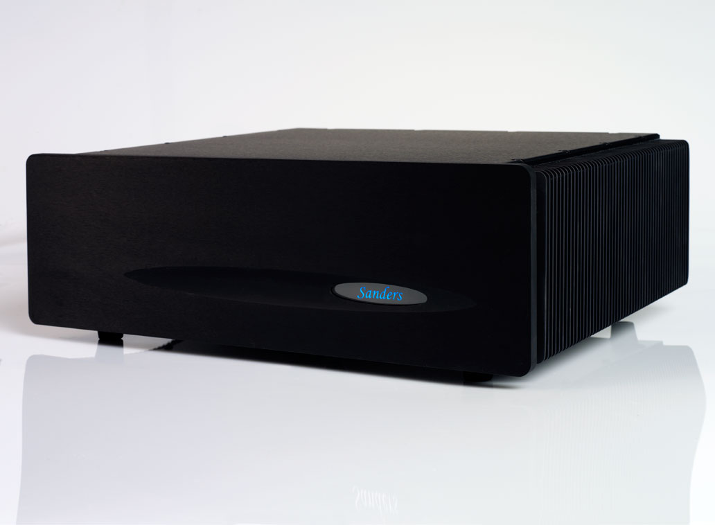 Sanders Sound Systems Magtech Amplifier Black